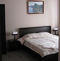 """2-местный 2-комнатный номер в коттедже в пансионате """"Канака"""" Канака, Большая Алушта, Южный Берег Крыма"""