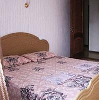"2-местнй 2-комнатный номер в пансионате ""Канака"" Канака, Большая Алушта, Южный Берег Крыма"