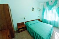 Полулюкс двухкомнатный пансионата 'Корона', Евпатория, Западный Крым - путевки и отдых.