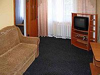 2-комнатный 3-местный номер в санатории 'Буревестник', Евпатория, Западный Крым - путевки и отдых.