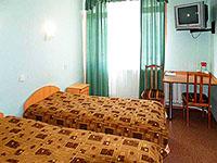 2-местный номер со всеми удобствами в санатории 'Буревестник', Евпатория, Западный Крым - путевки и отдых.