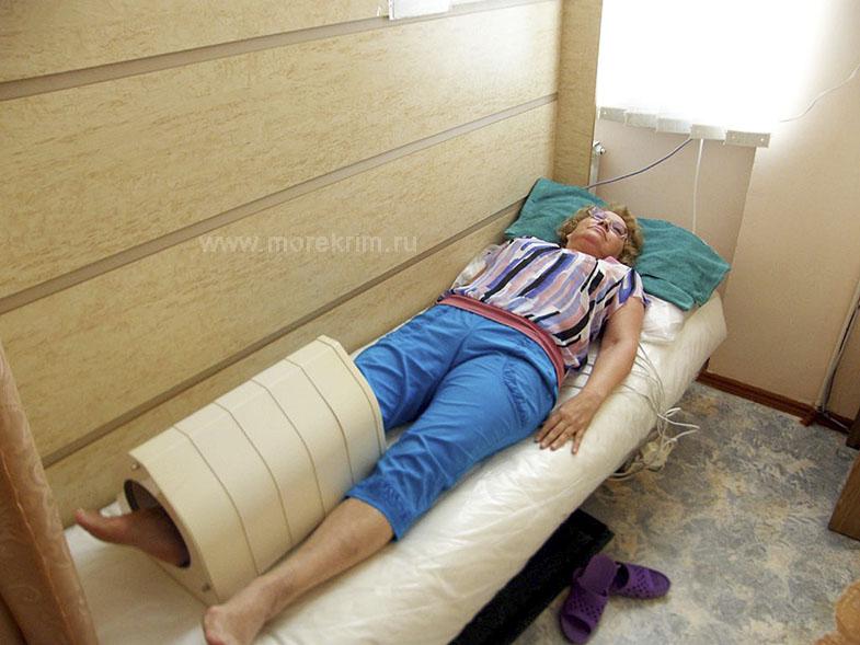 """Лечение в санатории """"Северное сияние"""", Саки, Западный Крым - путевки с лечением"""