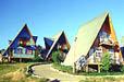 Туристско-оздоровительный комплекс имени Мокроусова поселок Учкуевка (около Севастополя), Крым, Россия