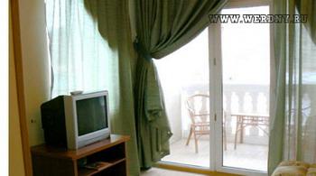 """Отель """"Дакар - Ресорт"""" 4* Севастополь, Крым"""