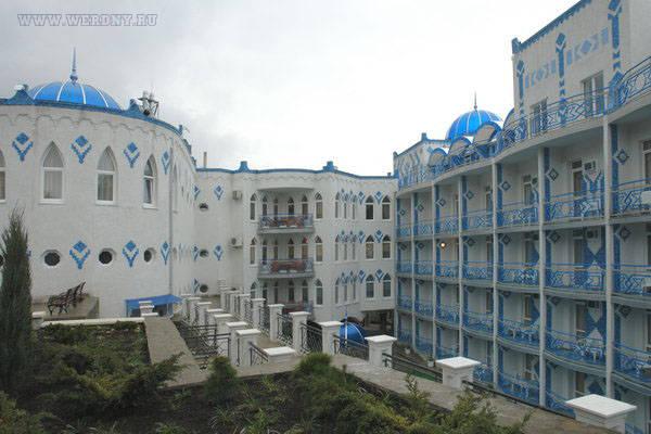 """ФОТО отеля """"Тысяча и одна ночь"""", Ялта, Крым"""