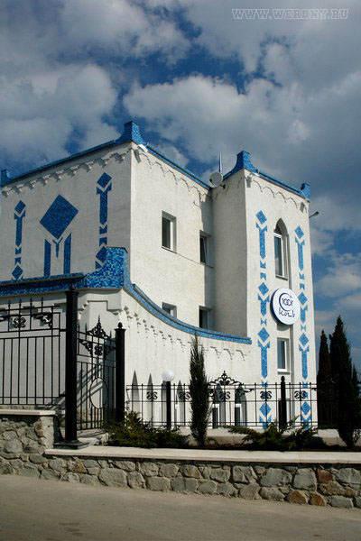 """ФОТО отеля """"Тысяча и одна ночь"""", Ялта, Крым, Россия."""
