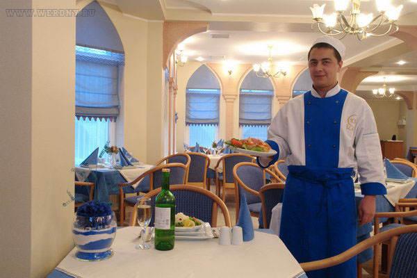 """ФОТО ресторана. Отель """"Тысяча и одна ночь"""", Ялта, Крым"""