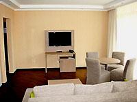 2-местный полулюкс А в отеле 'Багатель', Кореиз, Ялта, Южный берег Крыма - путевки и отдых.