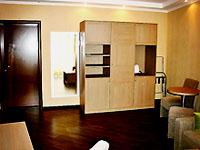 2-комнатный cтандарт улучшенный в отеле 'Багатель', Кореиз, Ялта, Южный берег Крыма - путевки и отдых.
