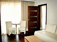 4-местный 3-комнатный люкс в отеле 'Багатель', Кореиз, Ялта, Южный берег Крыма - путевки и отдых.