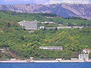 "Санаторий ""Черноморье"" Ливадия, Крым, Россия"