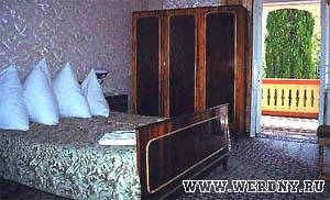 """Санаторий """"Гурзуфский""""(бывший Центральный военный санаторий) , Гурзуф Крым, Россия"""