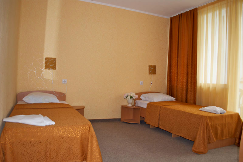 Номер стандарт, Хэппи отель, Ялта, Крым - путевки и отдых.