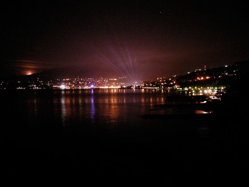 Фото Ялты ночью, Хэппи отель, Ялта, Крым - путевки и отдых.