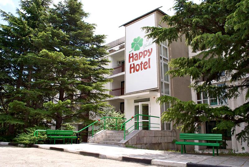 Внешний вил, Хэппи отель, Ялта, Крым - путевки и отдых.