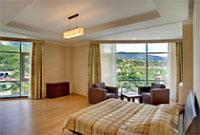 Номер Apartment '4' в отеле 'Respect Hall Resort & Spa' (Респект Холл), Кореиз, Ялта, Южный берег Крыма - путевки и отдых.