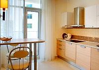 Номер Apartment 'Small' в отеле 'Respect Hall Resort & Spa' (Респект Холл), Кореиз, Ялта, Южный берег Крыма - путевки и отдых.
