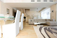 Номер Apartment 'VIP' в отеле 'Respect Hall Resort & Spa' (Респект Холл), Кореиз, Ялта, Южный берег Крыма - путевки и отдых.