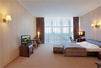Номер Deluxe в отеле 'Respect Hall Resort & Spa' (Респект Холл), Кореиз, Ялта, Южный берег Крыма - путевки и отдых.