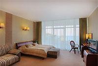 Номер Standart DBL в отеле 'Respect Hall Resort & Spa' (Респект Холл), Кореиз, Ялта, Южный берег Крыма - путевки и отдых.