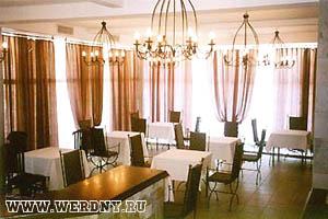 Пансионат 'Таврия' пос.Олива (около Мухалатки), Крым, Россия