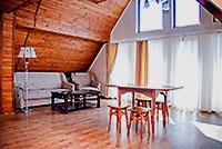 Номер категории апартаменты, 'Альпийская долина' отель, Алушта, Южный берег Крыма - путевки и отдых.