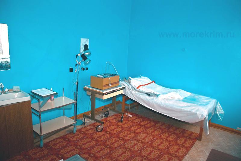 """Лечение в санатории """"Алуштинский"""", Алушта, Южный берег Крыма."""