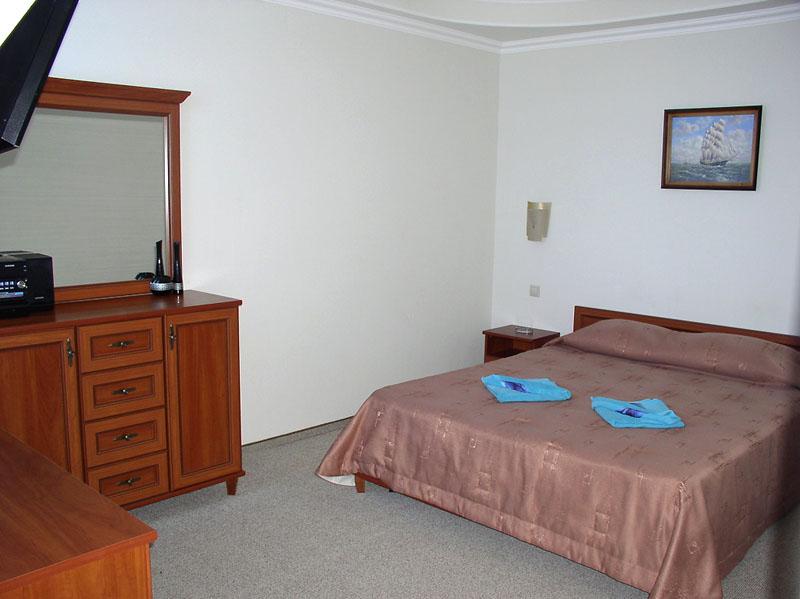 2-местный номер Люкс, 'Вилла Арго' отель, Алушта, Южный берег Крыма - путевки и отдых.