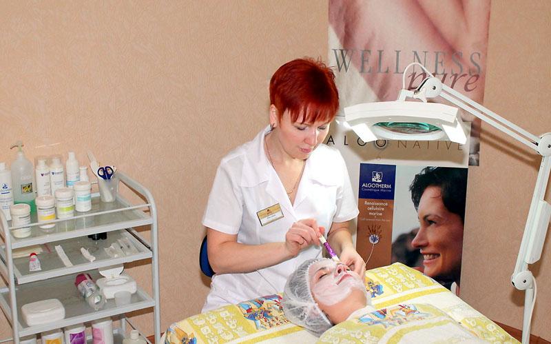 SPA и Wellness центр отеля 'Вилла Арго', Алушта, Южный берег Крыма - путевки и отдых.